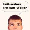 """Pustka wGłowie wRozmowie zDziewczyną – """"Nie Mam Nic DoPowiedzenia"""""""