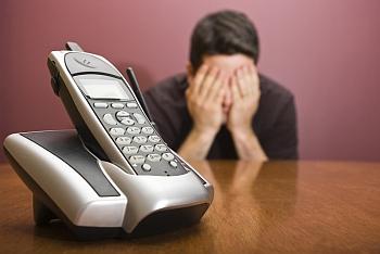 telefobia lęk przedrozmową telefoniczną